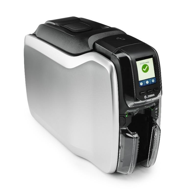 ZEBRA CARD PRINTER ZC300 DUAL USB/ETH MAG US