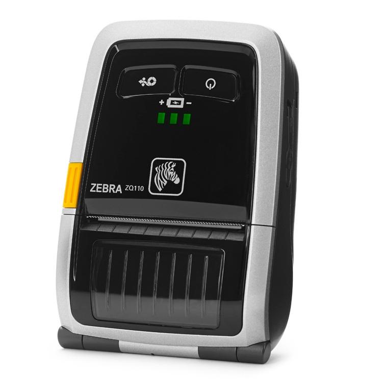 ZEBRA MOB ZQ110 2 INCH USB 4MB BT GROUP/B US