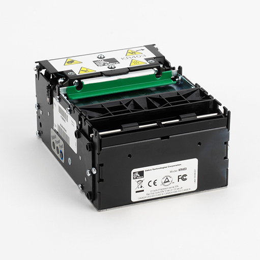 ZEBRA KR403 KIOSK PRINTER SER USB 65.5MB
